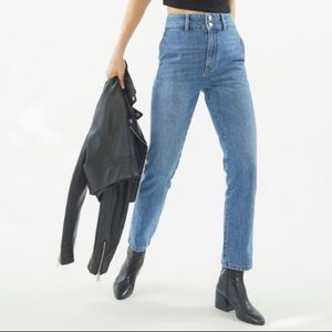 NWT URBAN OUTFITTERS BDG VERUCA HIGH WAISTED JEANS
